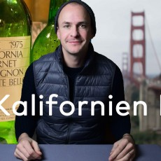 Kalifornien Wein in 5